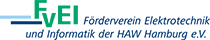 FVEI Förderverein Elektrotechnik und Informatik der HAW Hamburg e.V. Logo