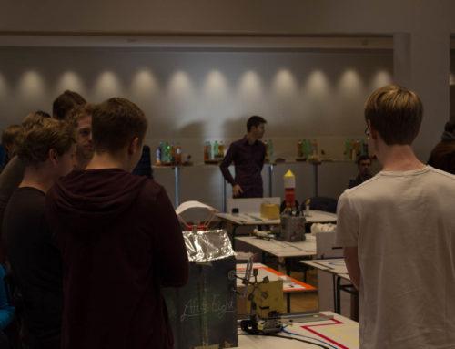 Lernprojekt Bachelorstudiengang Elektro- und Informationstechnik WS 2015/16